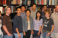 Simmons Lab 2005